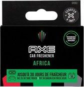 Axe Navulling Luchtverfrisser Alu Houder Africa Zwart 2 Stuks