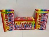 Tony's Chocolonely Chocolade Tiny's Mix MINI 22 stuks (3 doosjes)