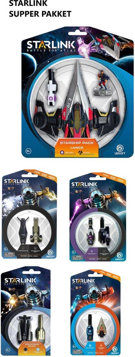 Starlink SUPPER PAKKET - Starship Pack: Lance + 4 STUKS WEAPONS PACK (GRATIS VERZENDING) kopen