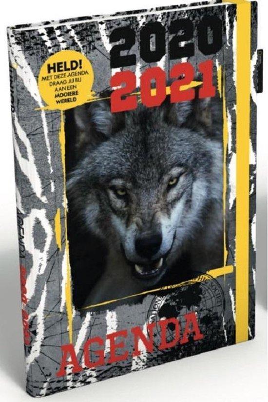NG junior - Schoolagenda 2020/2021 - Wolf