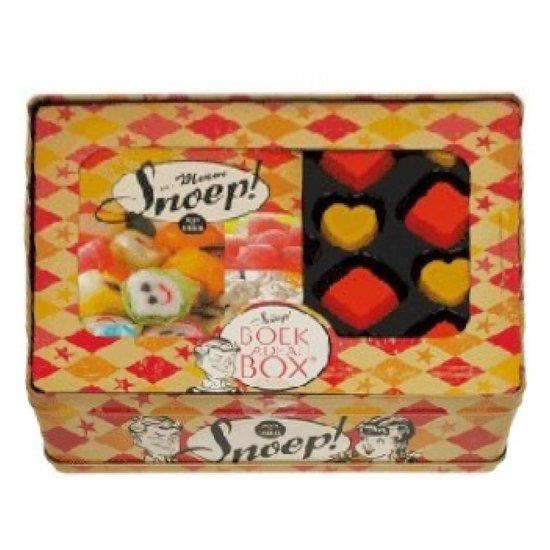 Boek cadeaubox - ...Mmm snoep - nvt |