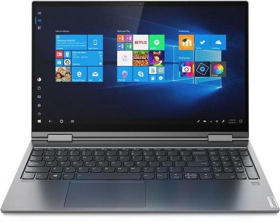 Lenovo Yoga C740-15IML 81TD0067MH - 2-in-1 Laptop - 15.6 Inch