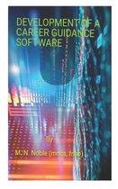 Development of a Career Guidance Software
