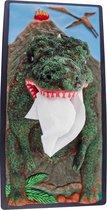 Rotary Hero T-Rex - Tissue box Cover