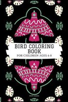 Bird Coloring Book for children