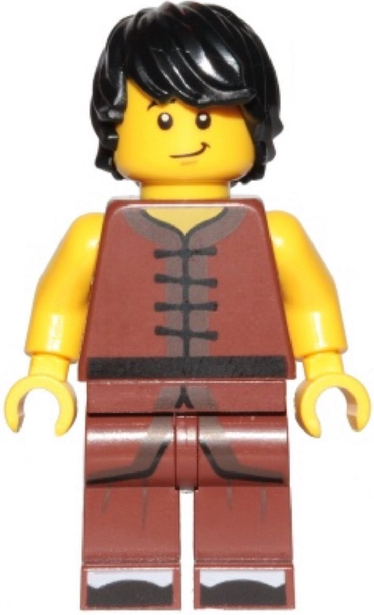 LEGO Ninjago Chan Kong-Sang minifiguur NJO441