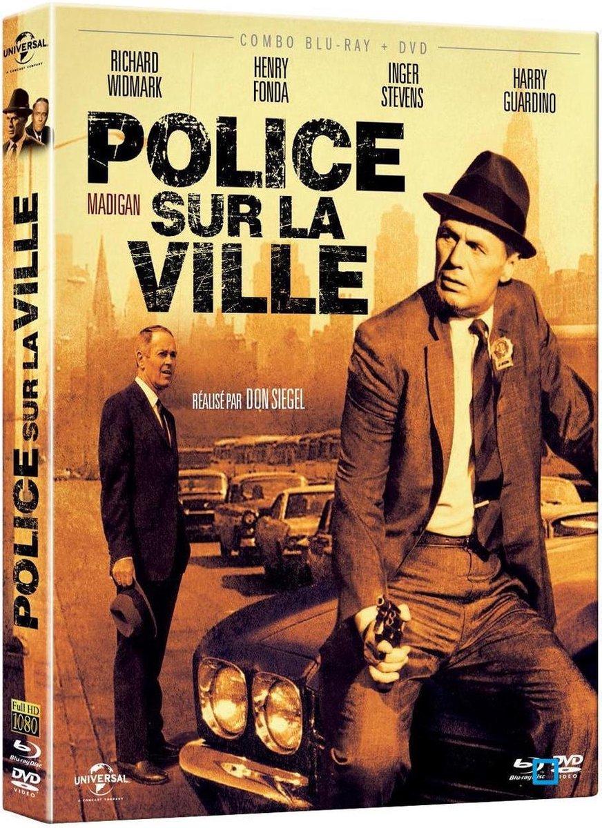 Police sur la ville - Combo Blu-Ray + DVD-