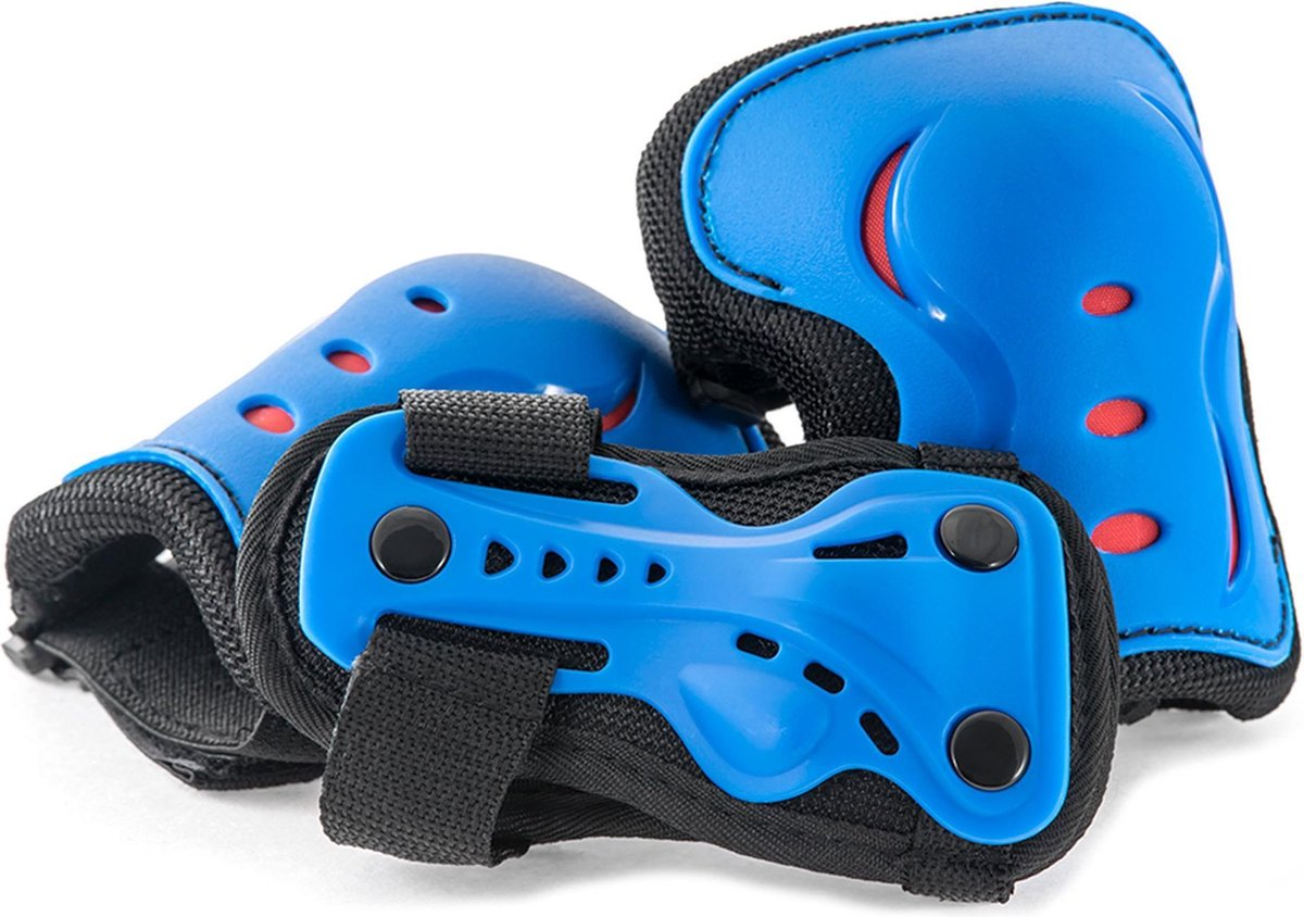 SFR Skates Skate beschermset SFR blauw