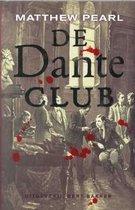 Boekomslag van 'De Dante-Club'