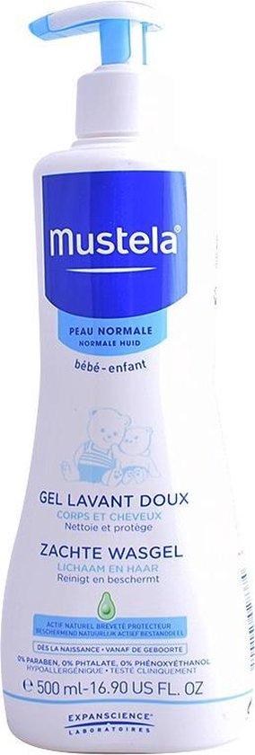 Mustela Baby Zachte wasgel - 500 ml