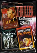 Thriller Collection 3 ( stranger / mr wong at headquarters / call it murder )