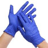 Wegwerp Handschoenen nitril wit maat Medium