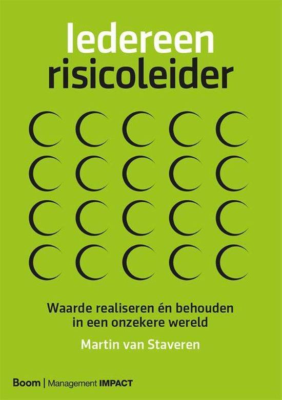 Iedereen risicoleider - Martin van Staveren |