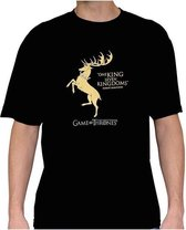GAME OF THRONES - T-Shirt Baratheon Men (XL)