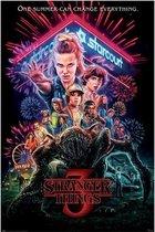 STRANGER THINGS - Poster 61X91 - Summer of 85