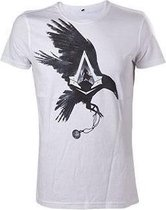 ASSASSIN'S CREED SYNDICATE - T-Shirt White Crow (S)