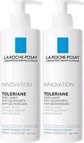 La Roche-Posay Toleriane Hydraterende Wascreme - 2x400 ml