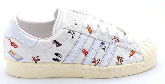 bol.com | adidas Superstar 80s Sneakers - Maat 41 1/3 ...
