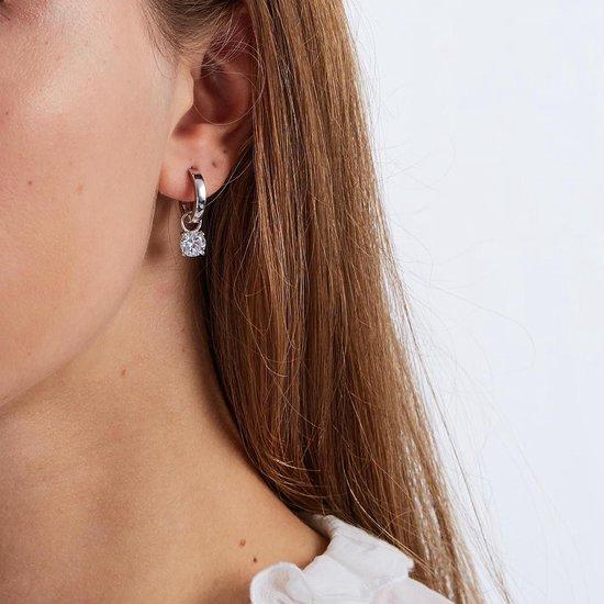 Zinzi Jewels Zilveren Oorbedels ZICH1300