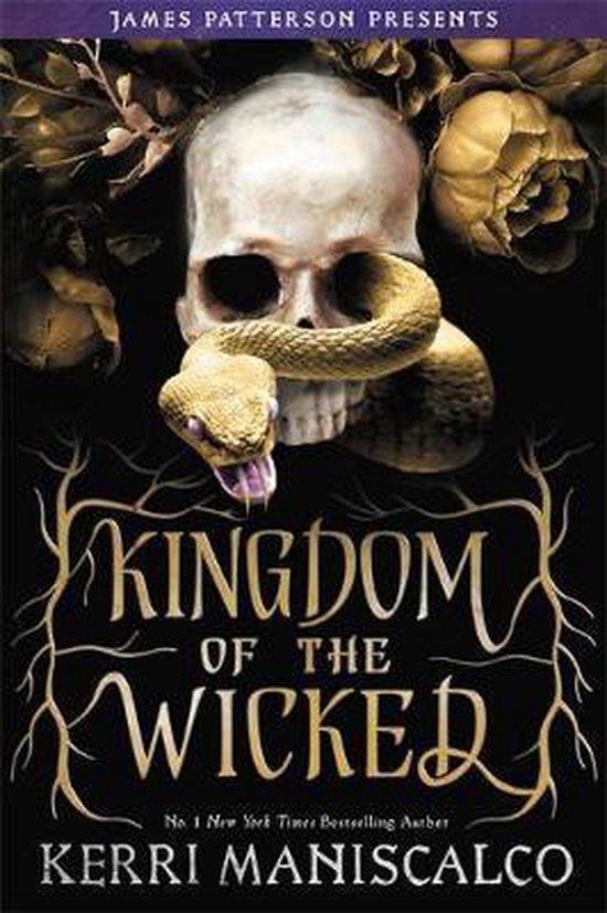Boek cover Kingdom of the Wicked van Kerri Maniscalco (Hardcover)