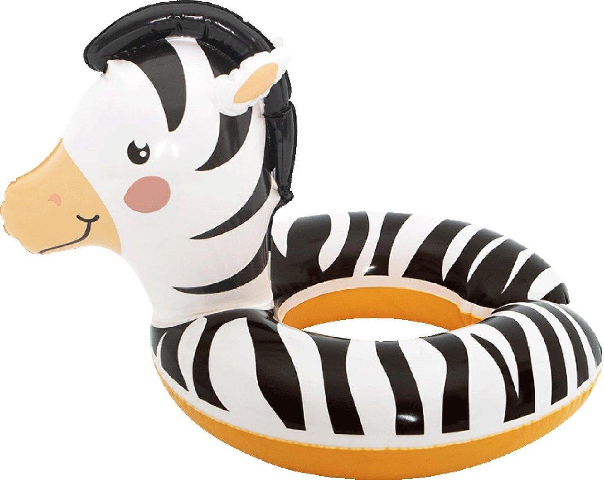 Split zwemband 'Safari Animal' | zebra