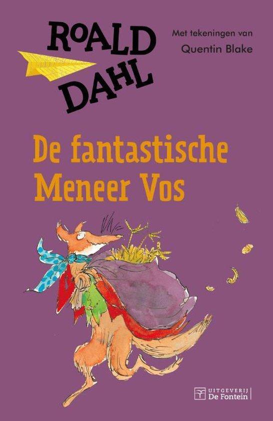 De fantastische meneer Vos - Roald Dahl |