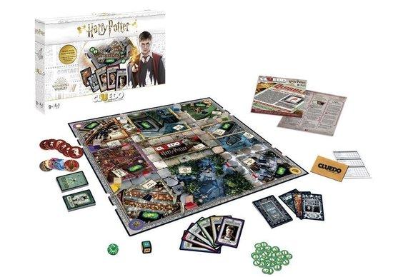 Thumbnail van een extra afbeelding van het spel Harry Potter Cluedo - Gezelschapsspel