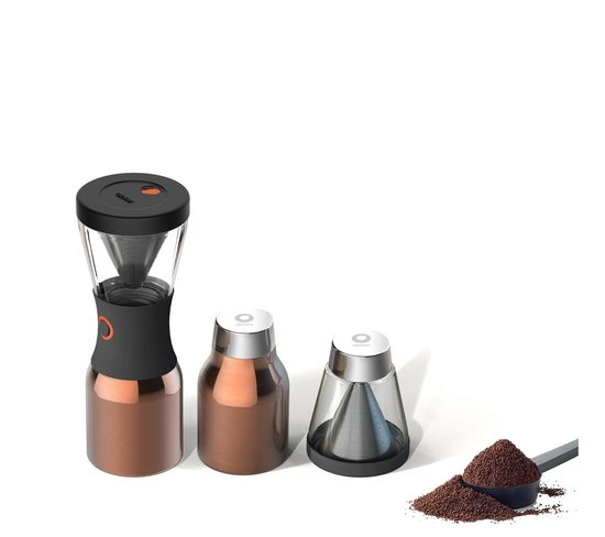 Asobu Cold Brew draagbare koffiezet