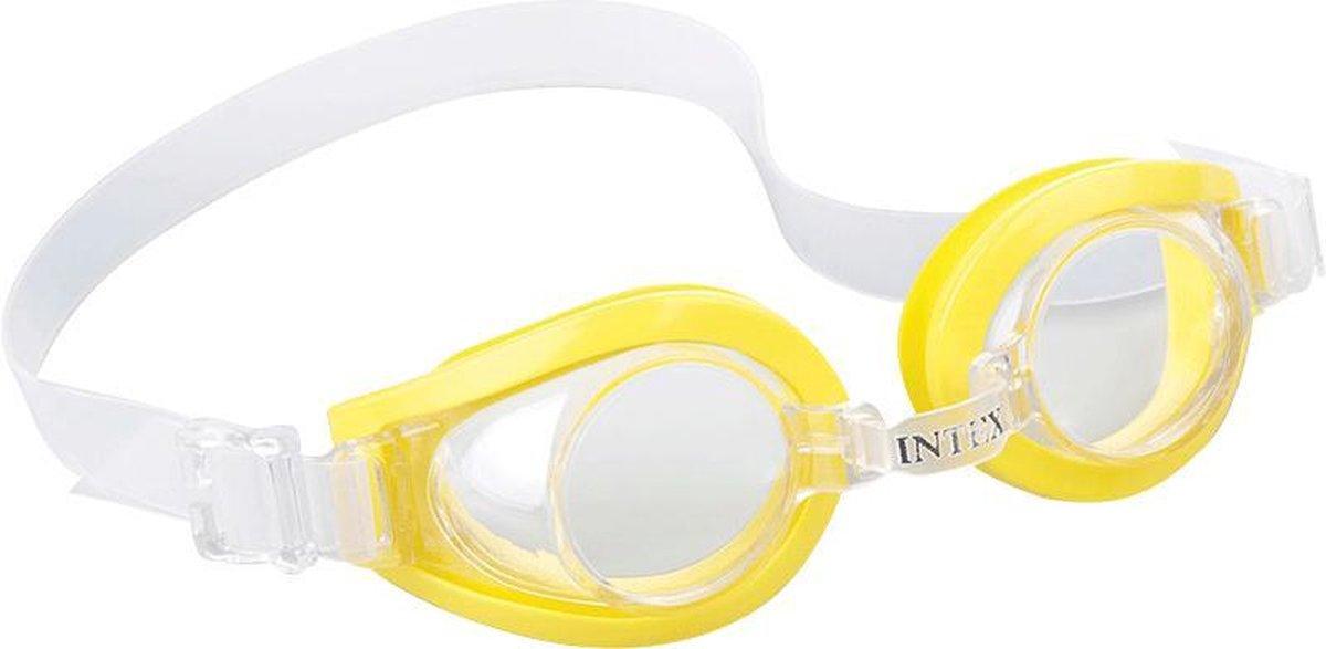 Chloorbril 8+ - geel