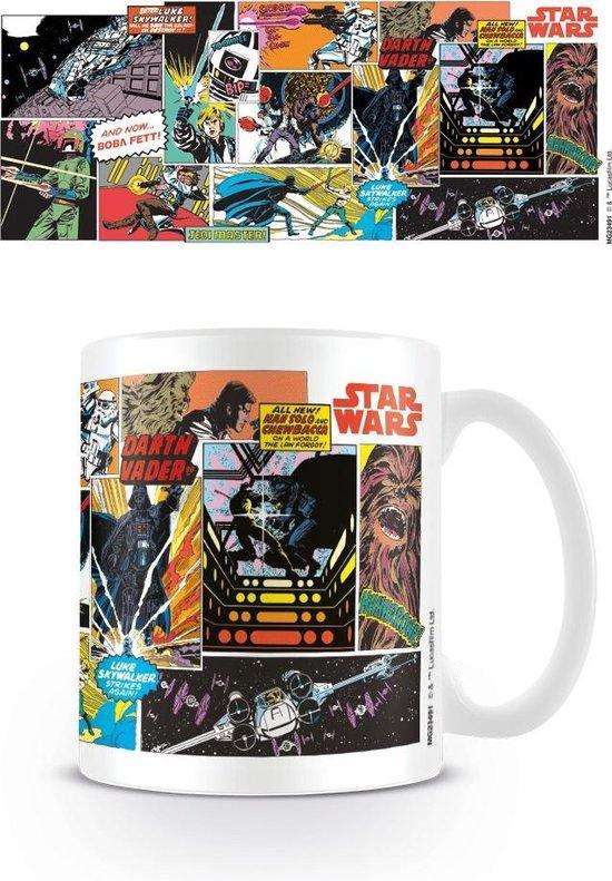 Mug -Star Wars Comic Panels