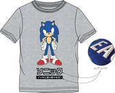 Sonic the Hedgehog Unisex T-shirt Maat 140