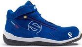 Sparco Racing Evo blauw ESD