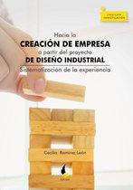 Hacia la creacion de empresa a partir del proyecto de diseño industrial
