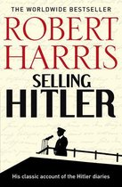 Boek cover Selling Hitler van Robert Harris