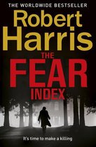 Boek cover The Fear Index van Robert Harris