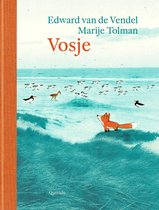 Boek cover Vosje van Edward van de Vendel