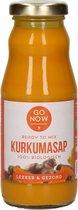 Go Now Pure Kurkumasap 200ml - Kurkumathee - Kurkumashot - Kurkuma Thee - Kurkuma