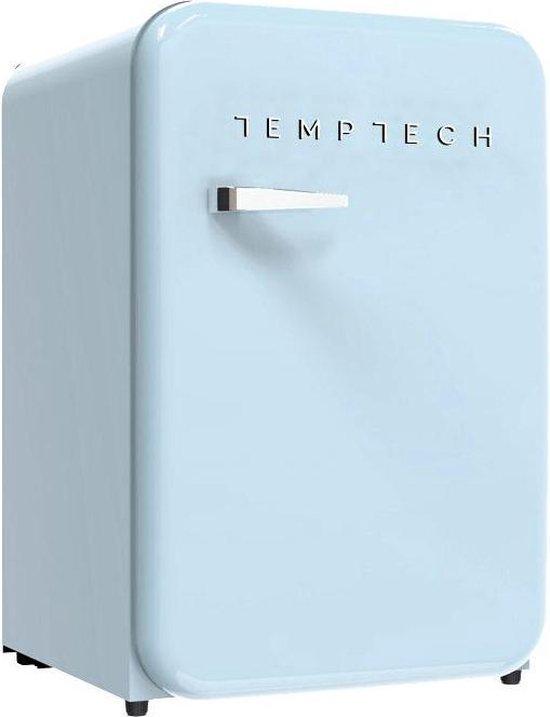 Koelkast: Temptech HRF130RMB - Tafelmodel koelkast - blauw, van het merk Temptech