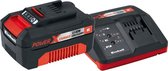 EINHELL Accu starter kit 18V / 4.0 Ah - Power-X-Change