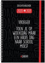 Darum! Docentenagenda A4- 2020/2021