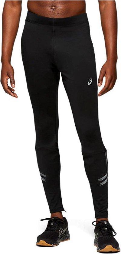 Asics Sportbroek - Maat S  - Mannen - zwart