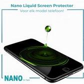 Nano Hi-Tech Liquid Screen protector - Anti-kras - Premium universele bescherming voor onder andere de iPhone 6S l 7 l 8 l X l XS l Max en Samsung Galaxy Note S7 l S8 l S9 en nog vele andere toestellen / tablets!
