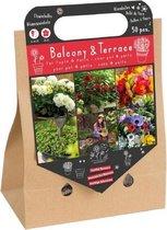 """Voorjaarsbollen """"Balkon en Terras"""" in Pick-up Tas"""