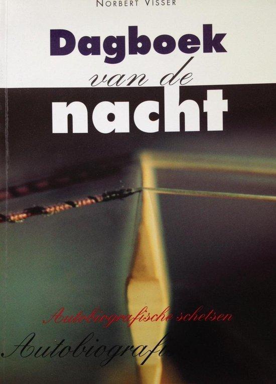 Boek cover Dagboek van de nacht van N. Visser