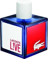 Lacoste Live Collector's Edition - 100ml - Eau de toilette