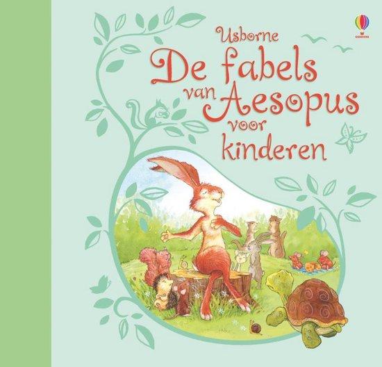De fabels van Aesopus voor kinderen - Rosie Dickins   Readingchampions.org.uk