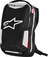 Alpinestars City Hunter Black White Red Backpack