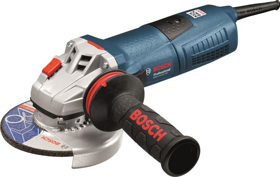 Bosch Professional GWS 13-125 CIE Haakse slijper - 1300 Watt - 125 mm schijfdiameter