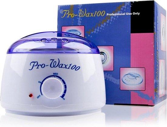 Pro-Wax 100 Hars Apparaat WIT