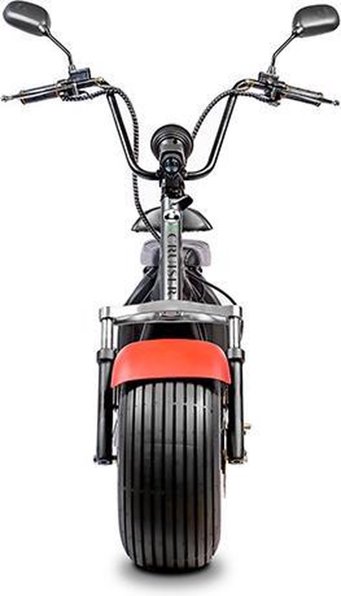Ecruiser X1 ROOD   Elektrische Scooter